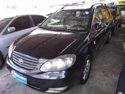 Toyota Corolla Fielder 06 Gasolina + GNV