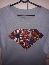Camiseta peita Diamond G sem detalhe 1bc9b0945b7ab