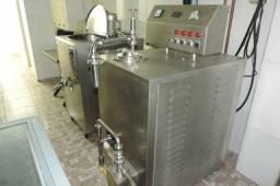 Máquinas de sorvete!