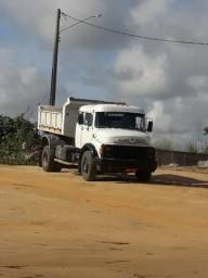 Caminhão 1525 toco caçamba - 1989