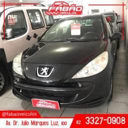(FABÃO VEÍCULOS) Peugeot 207 Passion 1.4 2010 - 2010