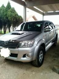 Toyota Hilux 3.0 4x4 -2015 - 2015