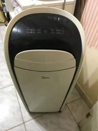 Ar Condicionado Portátil Midea 10500 BTUs