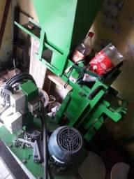 Máquinas para tijolos ecológicos