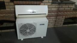 Vendo ar condicionado york pouco tempo de uso