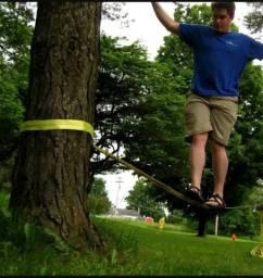 Slackline Gibbon original 15 metros