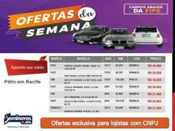 Carros com preços para lojistas - 2017