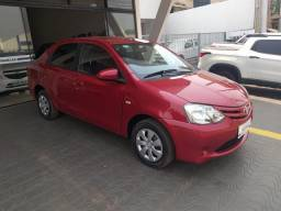 TOYOTA ETIOS 2013/2014 1.5 XS SEDAN 16V FLEX 4P MANUAL - 2014