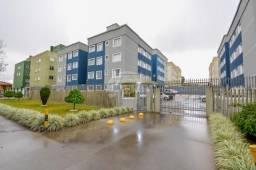 Apartamento à venda com 2 dormitórios em Capão raso, Curitiba cod:155356