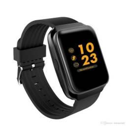 Smartwatch Relógio Eletrônico Z40 Sport - Batimentos e Pressão Arterial