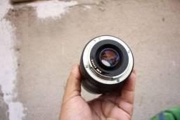 Lente Canon 75-300 III funcionando perfeitamente