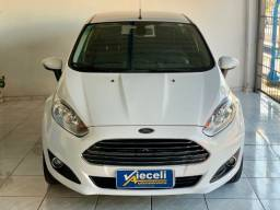 Ford Fiesta Hatch Titanium 1.6 automático 2015, apenas 45.000km, Único dono