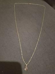 Vendo cordão ouro 18k