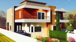 Casa alto padrão 3 dormitórios sendo 1 suíte