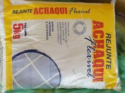 Rejunte Achaqui flexível 5kg plantina