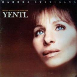 """Lp Vinil de Barbra Streisand """"Yentl"""" de 1983"""