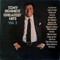 "Tony Bennett ""Greatest Hits vol.2"""
