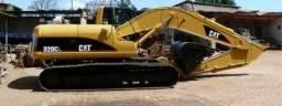 Escavadeira Cl 320 Caterpillar Parcelado
