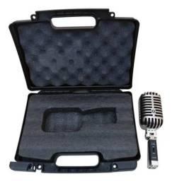 Microfone Estilo Antigo Vintage Metal Kadosh K-36 Pro
