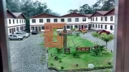 Casa de condomínio à venda com 2 dormitórios em Parque são vicente, Petrópolis cod:990