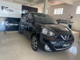 Lindo Nissan March 1.6 SL 2016 novinho