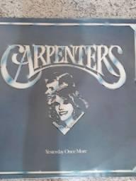 LP The Carpenters álbum duplo