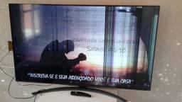 TV LG 55 polegadas 1000 reais