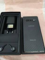 Samsung Galaxy S10 Plus 1TB Ceramic Black.