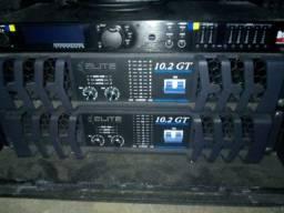 Amplificador Elite 10.2GT - Rack Completo