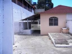 Casa 1 Quarto C/ Quintal e Garagem - no Viçoso Jardim
