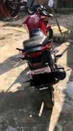 Vendo moto fan 160 completa