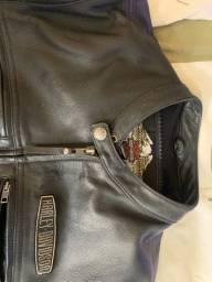 Jaqueta de couro original Harley Davidson