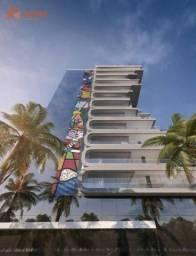 Apartamento á venda no Brava Arts, na Praia Brava, com 02 suítes, sem mobilia