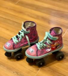 Patins dos shopkins n32