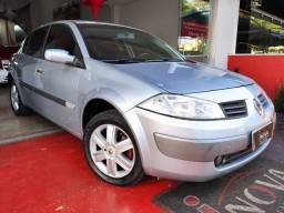 Renault Megane Sedan Dynamique 1.6 2007 Imperdível Financia 100%