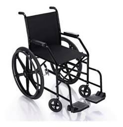 Cadeira de Rodas Simples Pneu Maciço Prolife