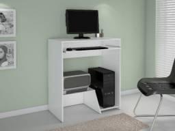 Mesa Para Computador Irish Compacta #Peça Agora sem sair de Casa
