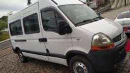 Vendo Van master renault 2010/2011 executivo completa 16 lugares