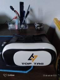 Óculos de Realidade Virtual Top Tag 3D Serie Bronze