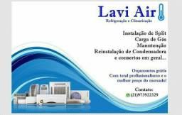 Técnico de Ar condicionado e Eletricista
