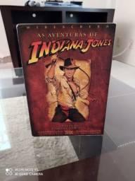 4 DVD Indiana Jones