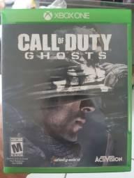 Jogo de xbox one Call of Duty