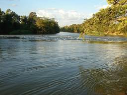Procuro rancho beira de rio para alugar regiões