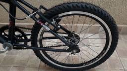 Bicicleta de CROSS tudo novo *