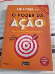 Livro O PODER DA AÇÃO _ NOVO