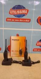 Radio Comunicador Walk Talk canal par