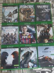 Jogos do Xbox one