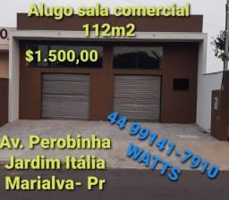 LOCAÇÃO DE SALA COMERCIAL