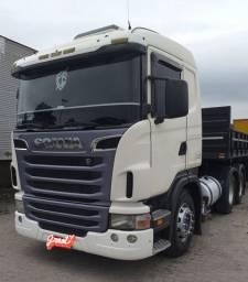 Scania 380 trucada