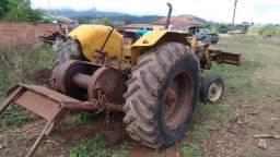Trator Valmet + Guincho 33 ton